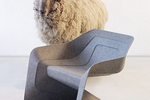 Hemp chair