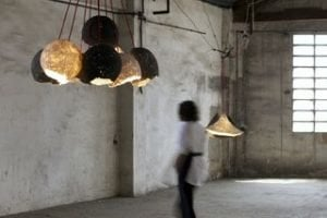 Wood Pulp Lamps 2