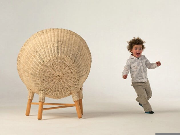 A set of furniture for children