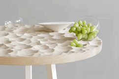 the missing dining table
