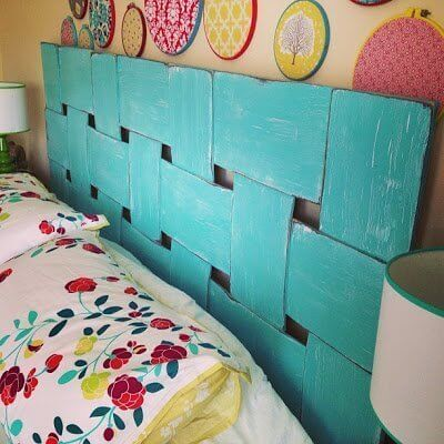 littlebitfunky project headboard