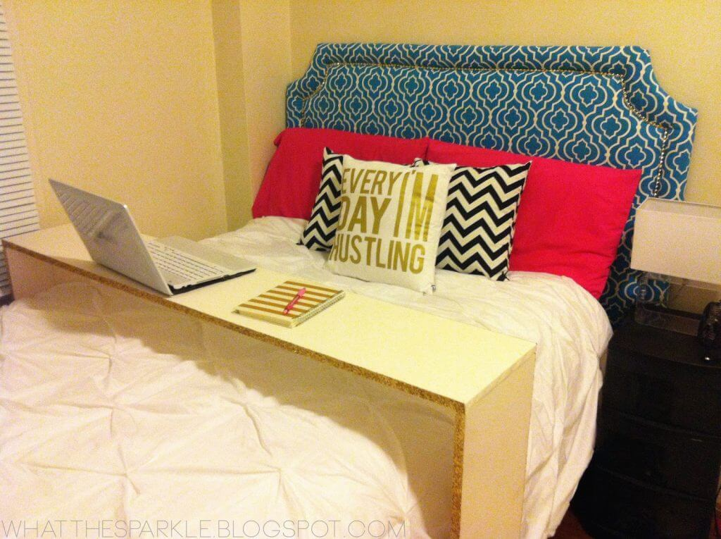 DIY Headboard by Kelly Morgan