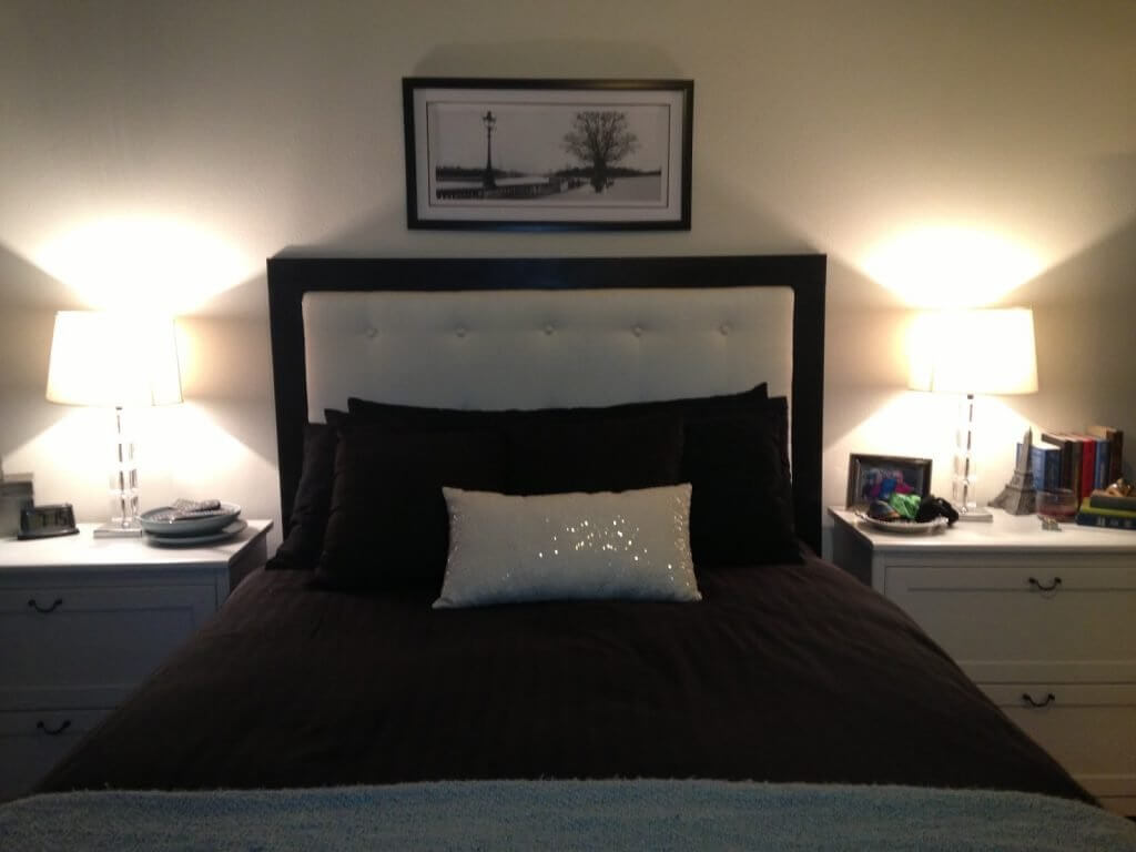 DIY Headboard by alishavw