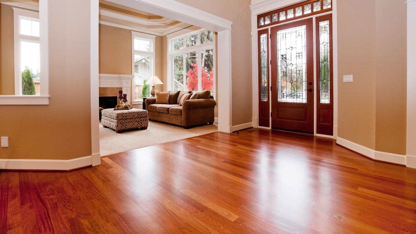 The Benefits Of Cleaning Hardwood Floors With a Steam Mop