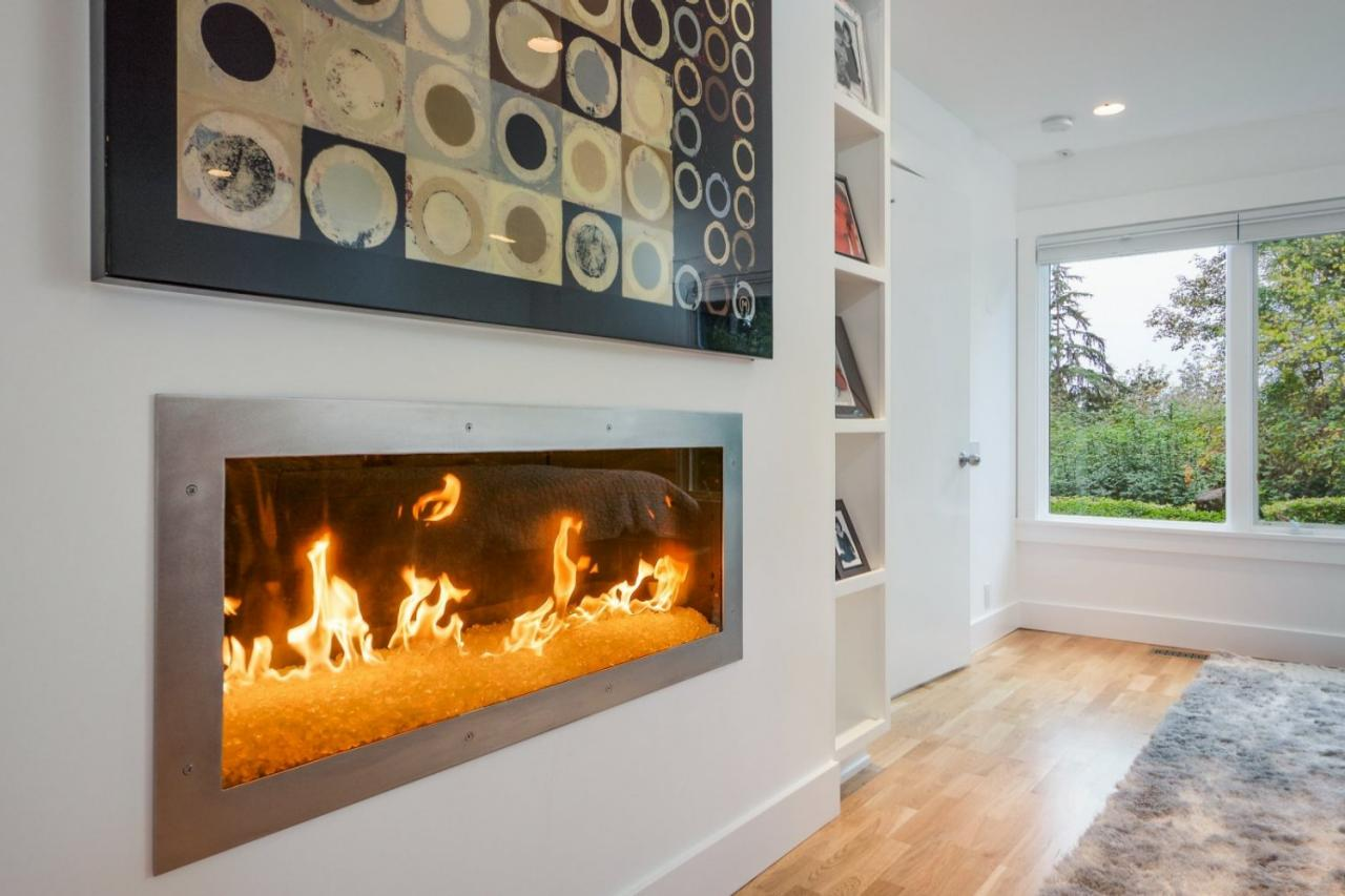 Advantages of Installing Gas Fireplaces in Your Home